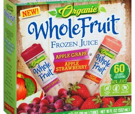 Save $1.00 off (1) Whole Fruit Frozen Juice Coupon
