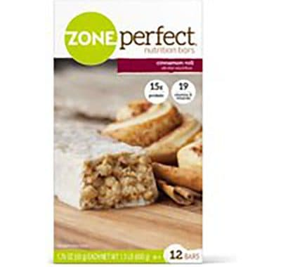Save $1.50 off (2) ZonePerfect Nutrition Bar Multipack Coupon