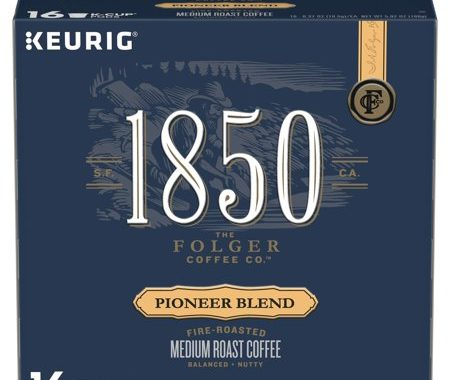 Save $1.50 off (1) 1850 Coffee K-Cup Pods Coupon