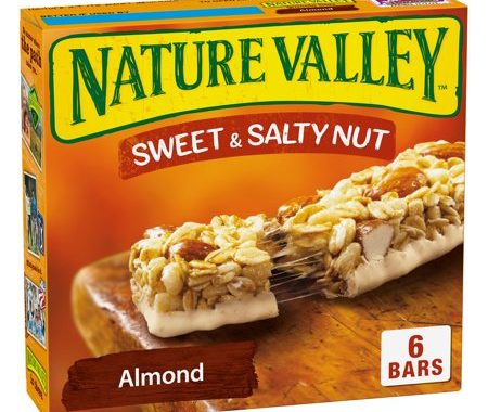 Save $3.00 off (1) Nature Valley Sweet & Salty Nut Coupon