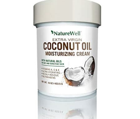 Save $2.00 off (1) NatureWell Coconut Oil Moisturizing Cream Coupon