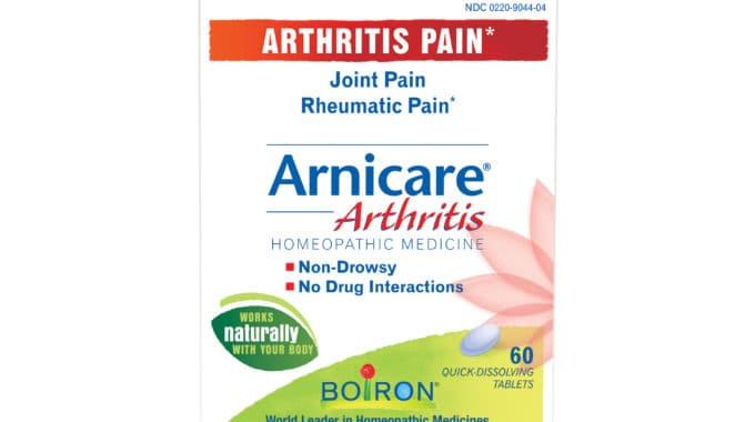 Save $2.00 off (1) Boiron Arnicare Arthritis Coupon