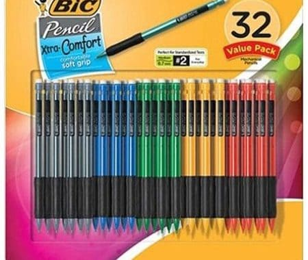 Save $3.00 off (1) Bic Matic Grip Mechanical Pencil Coupon