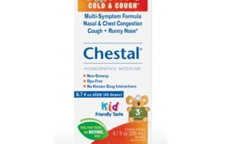 Save $1.00 off (1) Chestal Children's Cough & Cold Coupon