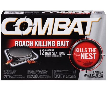 Save $1.00 off any (1) Combat Roach Killer Coupon