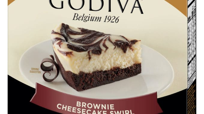 Save $1.00 off (1) Godiva Baking Mix Printable Coupon