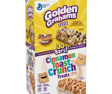Save $1.00 off (1) Golden Graham & Cinnamon Toast Crunch Coupon