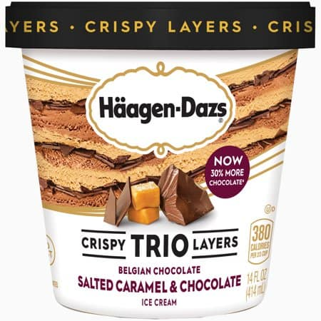 photo about Haagen Dazs Coupon Printable named Help you save $1.50 off (1) Haagen-Dazs Trio Ice Product Coupon