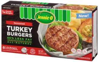 Save $1.00 off (1) Jennie-O Frozen Turkey Burger Printable Coupon