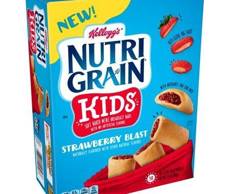 Save $1.00 off (1) Kellogg's Nutri Grain Kids Coupon