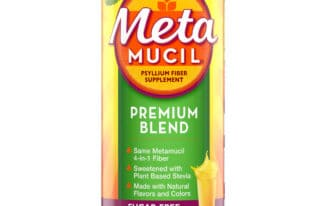 Save $1.00 off (1) Metamucil Premium Blend Printable Coupon