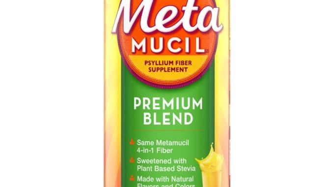 Save $1.00 off (1) Metamucil Premium Blend Printable Coupon