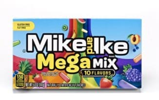 Save $0.50 off (2) Mike & Ike Mega Mix Candy Coupon