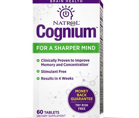 Save $5.00 off (1) Natrol Cognium Supplement Coupon