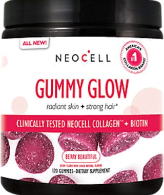 Save $5.00 off (1) Neocell Gummy Glow Printable Coupon