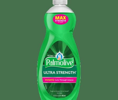 Save $0.25 off (1) Palmolive Ultra Strength Dish Liquid Coupon