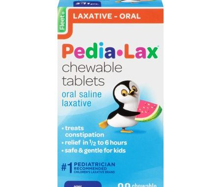 Save $1.00 off (1) PediaLax Chewable Tablets Coupon