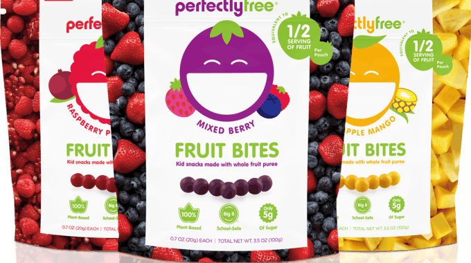 Save $1.00 off (1) Perfectlyfree Frozen Fruit Desserts Coupon