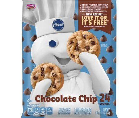 Save $1.50 off (2) Pillsbury Ready to Bake Cookies Coupon