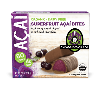 Save $1.00 off (1) Sambazon Acai Superfruit Coupon
