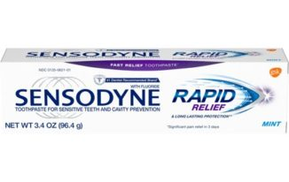 Save $1.50 off (1) Sensodyne Rapid Relief Printable Coupon