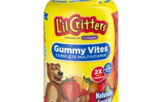 Save $3.00 off (1) Vitafusion L'il Critters Printable Coupon