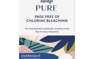 Save $1.00 off (1) Always Pure Sanitary Pads Coupon