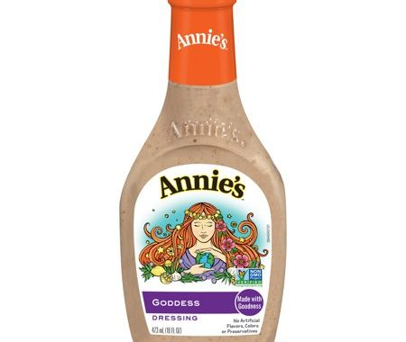 Save $0.50 off (1) Annie's Natural Goddess Dressing Coupon