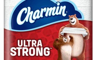Save $2.50 off (1) Charmin Ultra Strong Toilet Paper Coupon
