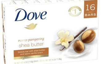 Save $2.50 off (1) Dove Purely Pampering Shea Butter Coupon
