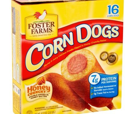 Save $0.75 off (1) Foster Farms Corn Dogs Printable Coupon