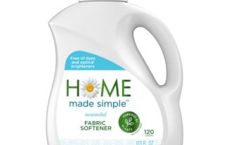 Save $2.50 off (1) Home Made Simple Liquid Fabric Softener Coupon
