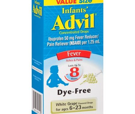 Save $2.00 off (1) Infants' Advil Fever Reducer Coupon