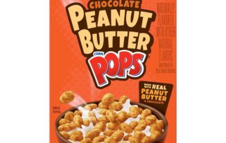 Save $0.50 off (1) Kellogg's Chocolate Peanut Butter Corn Pops Coupon