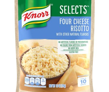 Buy (3) Get (1) FREE Knorr Selects Pasta or Rice Coupon