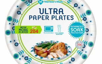 Save $2.00 off (1) Member's Mark Ultra Paper Plates Coupon