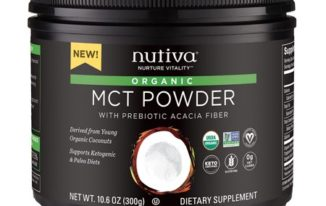 Save $5.00 off (1) Nutiva Organic MCT Powder Coupon