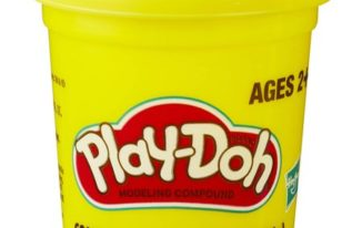 Save $0.50 off (1) Play-Doh Modeling Compound Single Can Coupon