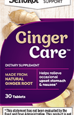Save $2.00 off (1) Senokot Ginger Care Printable Coupon