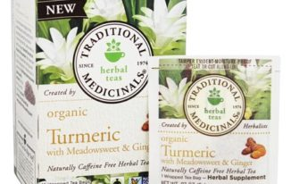 Save $1.00 off (1) Traditional Medicals Herbal Tea Coupon