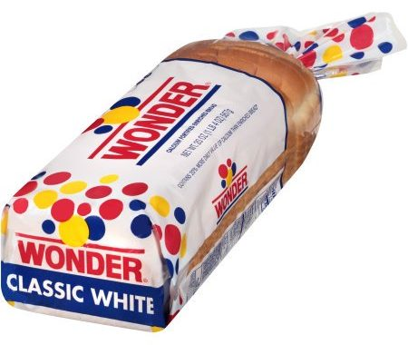 Save $0.50 off (1) Wonder Classic White Bread Coupon