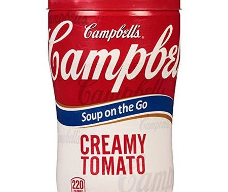 Save $0.50 off (2) Campbell's Soup on the Go Coupon