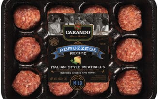 Save $1.00 off (1) Carando Italian Style Meatballs Coupon