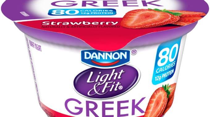 Save $1.00 off (2) Dannon Light & Fit Yogurt Coupon