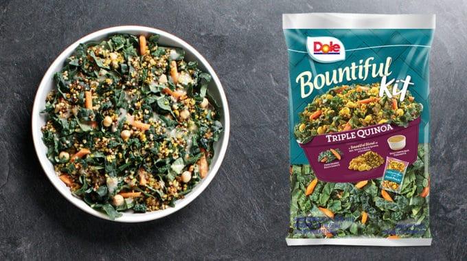 Save $1.00 off (1) Dole Bountiful Salad Kit Coupon