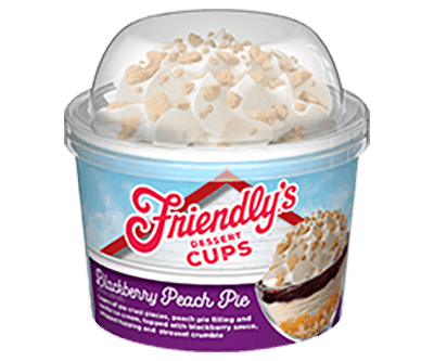 Save $0.55 off (1) Friendly's Dessert Cups Coupon