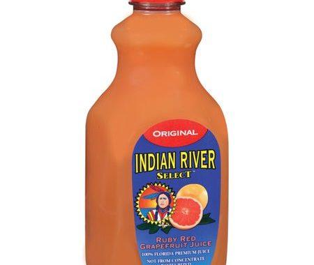 Save $1.00 off (1) Indian River Select Juice Coupon