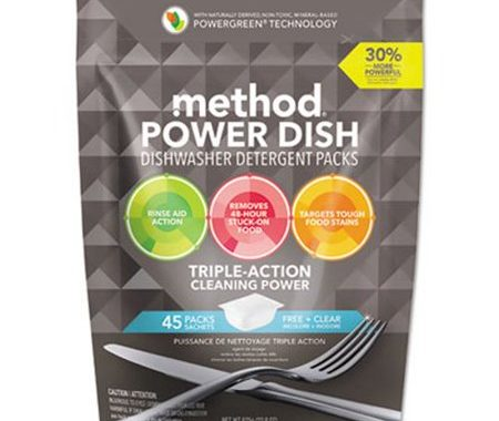 Save $1.00 off (1) Method Power Dish Detergent Coupon