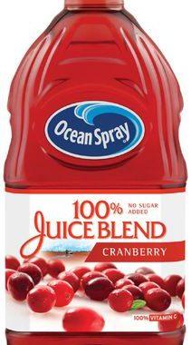 Save $1.00 off (1) Ocean Spray Cranberry Blends Coupon