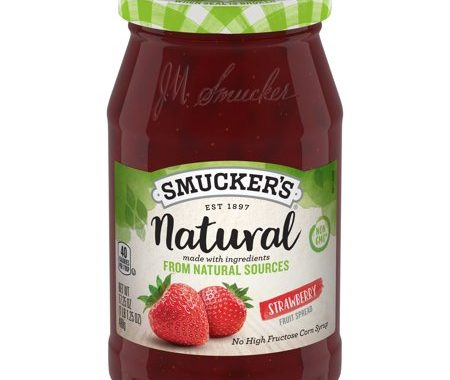 Save $1.25 off any (1) Smucker's Fruit Spread & Jif Peanut Butter Coupon